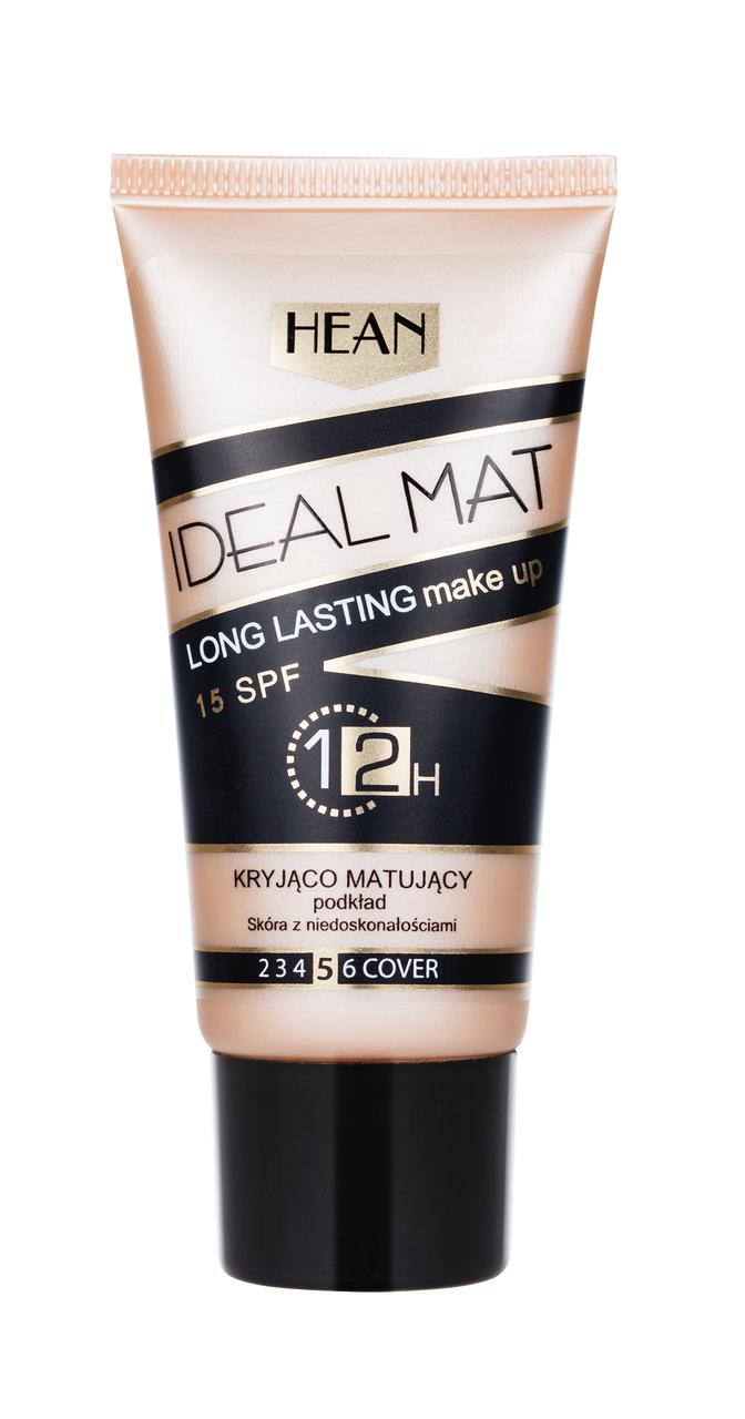 Hean Make-up Ideal Mat silně krycí a matující č.407 Natural 30ml