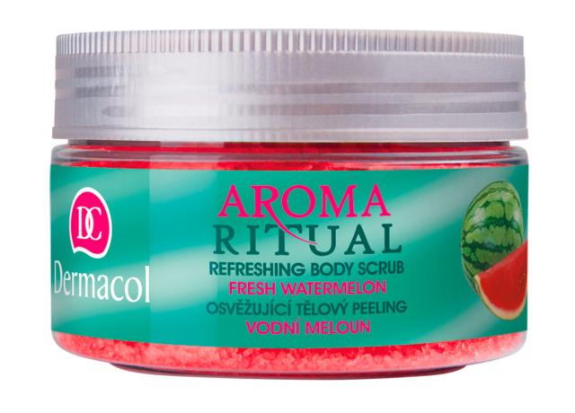 Dermacol Aroma Ritual Tělový peeling meloun 200g