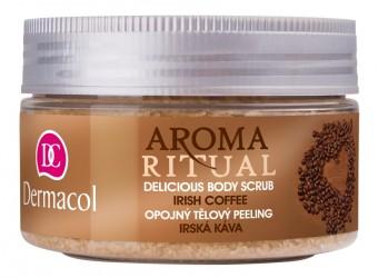 Dermacol Aroma Ritual Tělový peeling irská káva 200g