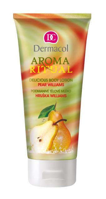 Dermacol Aroma Ritual Tělové mléko hruška 200g