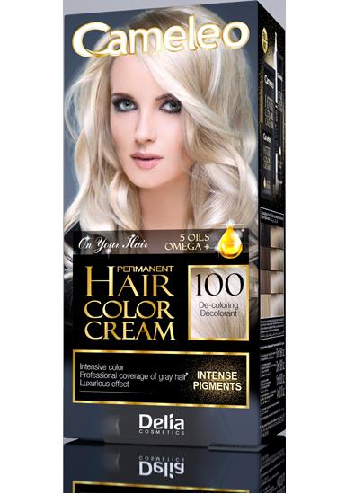 CAMELEO barva na vlasy 100 odbarvení