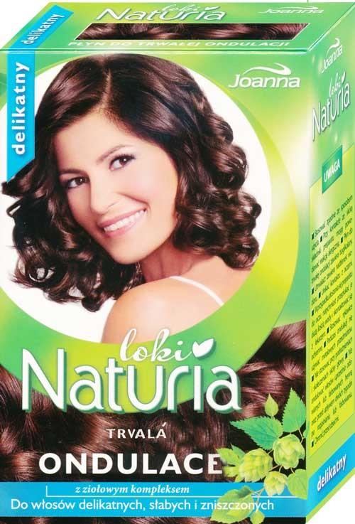 Naturia Proteinová trvala na vlasy jemná 75ml