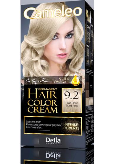 CAMELEO barva na vlasy 9.2 perlová blond