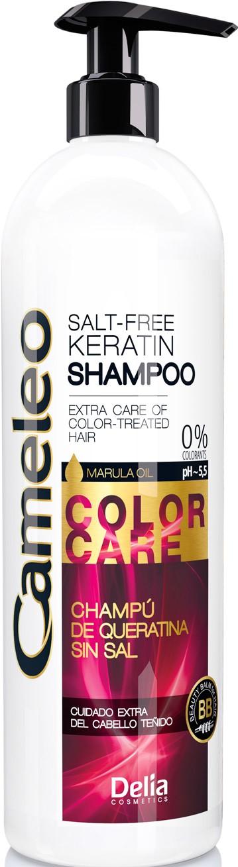 CAMELEO Keratinový šampón na barvené vlasy 500ml