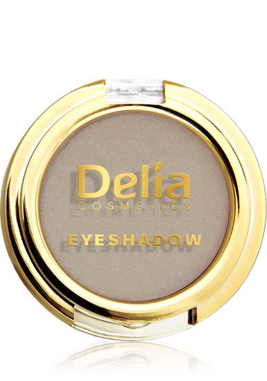 DELIA Grey oční stíny matné 12 2g