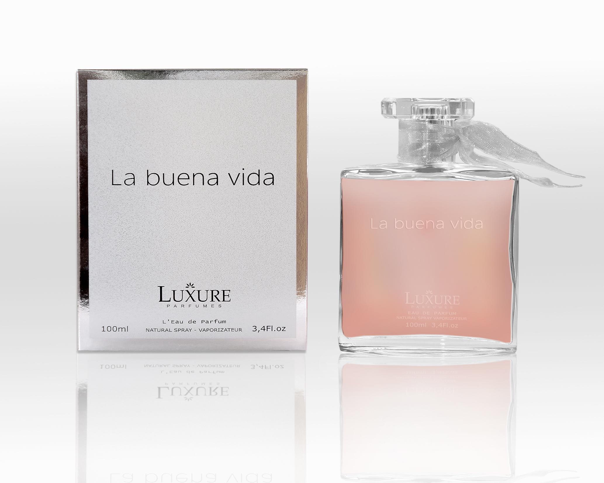 LUXURE La Buena Vida EDT dámská 100 ml