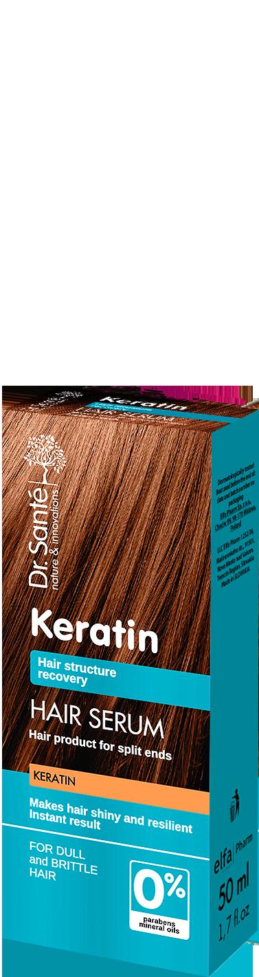 Dr. Santé Keratinové sérum na vlasy 50ml