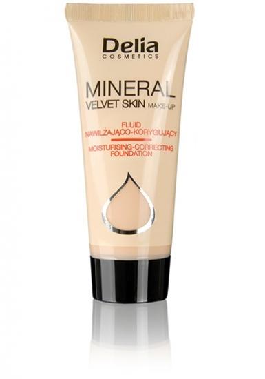 DELIA Mineral Make-up hydratační č.3 35ml