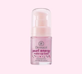 Rozjasňující báze pod make-up Pearl Energy 15 ml Dermacol