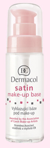 Dermacol Satin make-up Base - podklad pod make-up 30 ml