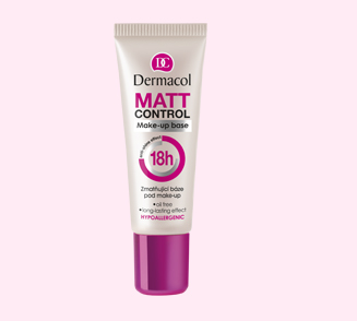 Dermacol Matt Control make-up podklad pod make-up 20 ml Zmatňující báze pod make-up