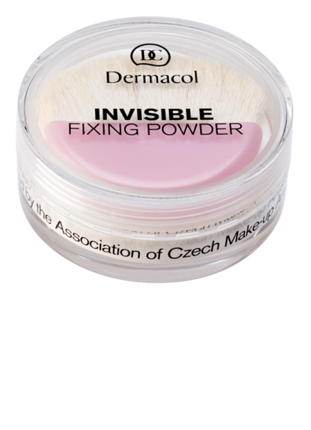 Dermacol Invisible Fixing Powder make-up Natural 13 g