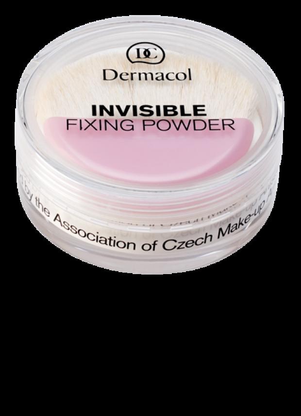 Dermacol Invisible Fixing Powder make-up Natural 13 g