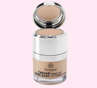Dermacol Caviar Long Stay make-up & Corrector 02 fair 30 ml