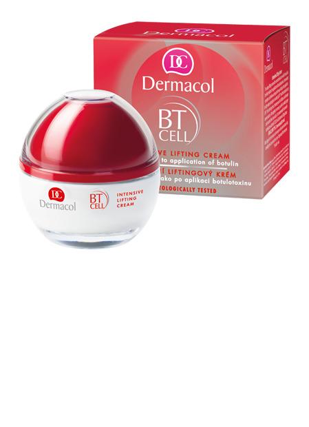Dermacol BT Cell Intensive Lifting Cream Denní krém všechny typy pleti 50 ml