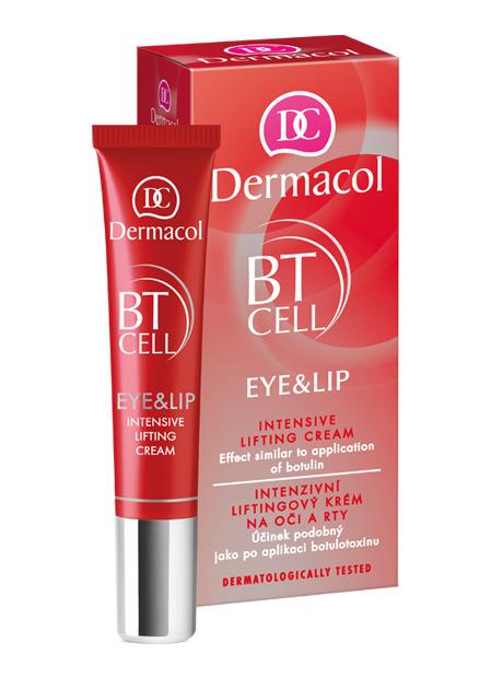 Dermacol 4051 BT Cell liftingový krém na oči a rty