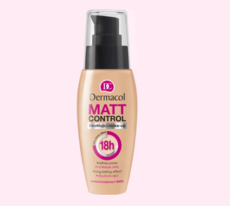Dermacol Matt Control make-up 02 30 ml
