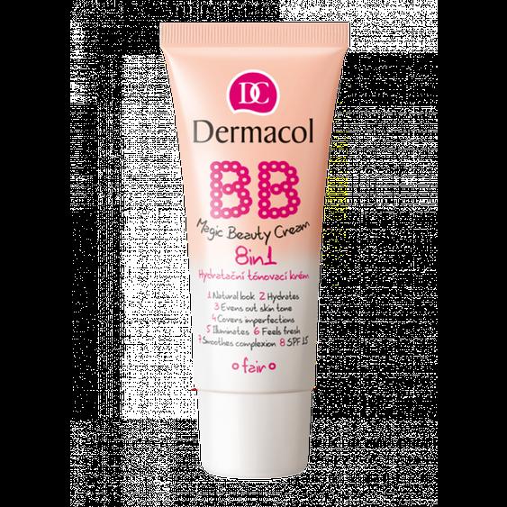 Dermacol BB Magic Beauty Cream SPF15 BB krém 30 ml Odstín