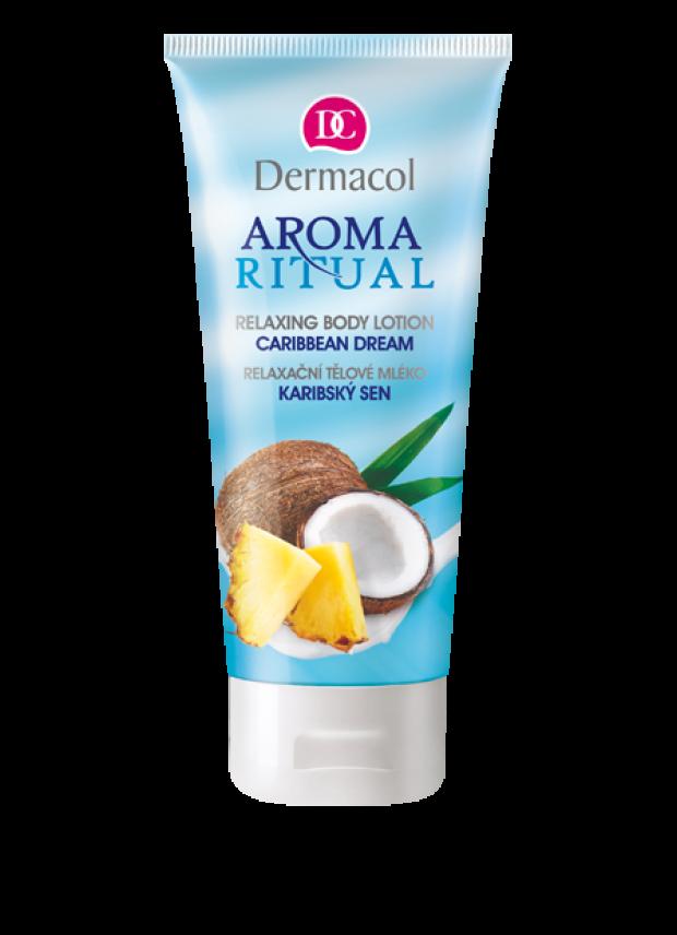 Dermacol tělové mléko karibský sen 200ml