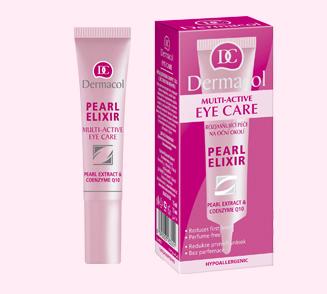 Dermacol Pearl Elixír Oční krém 15 ml