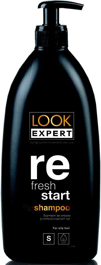 Dramers Look Expert vlasový šampon na mastné vlasy 900ml