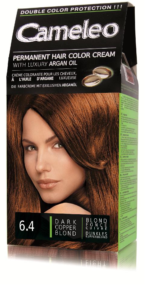 CAMELEO barva na vlasy 6.4 měděný blond