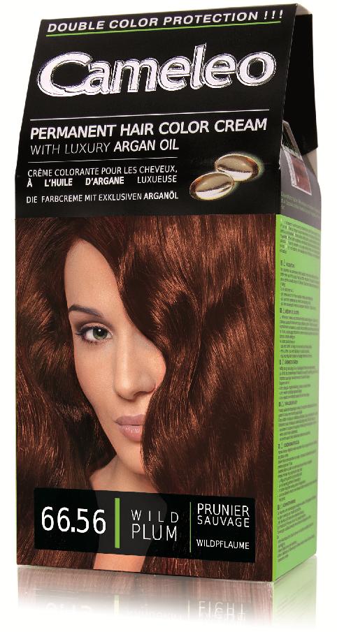 CAMELEO barva na vlasy 66.56 divoká švestka