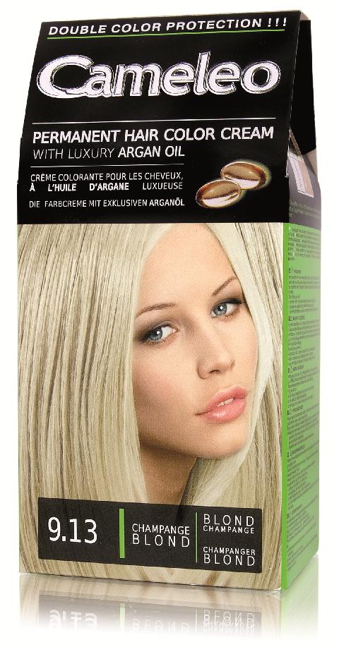 CAMELEO barva na vlasy 9.13 champagne blond