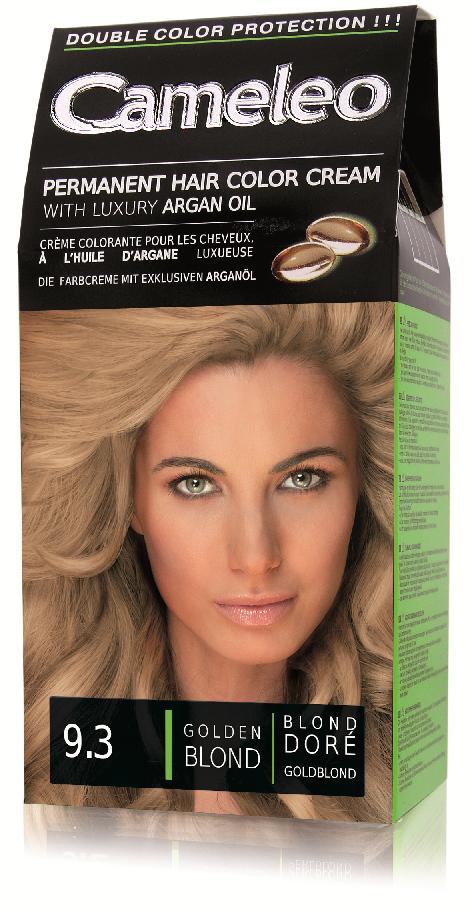 CAMELEO barva na vlasy 9.3 zlatá blond