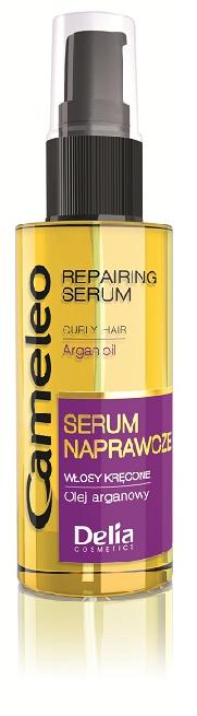 DELIA Sérum na kudrnaté vlasy Cameleo s arganovým olejem 55 ml