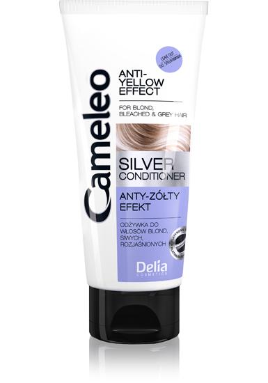 DELIA Cameleo Výživa na blond vlasy Silver 200 ml