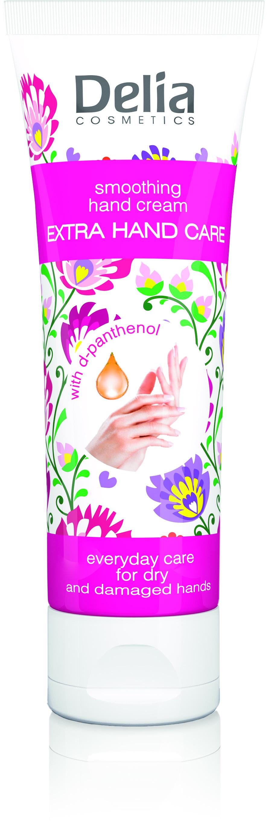 Delia krém na ruce s phantenolem Extra hand 75 ml