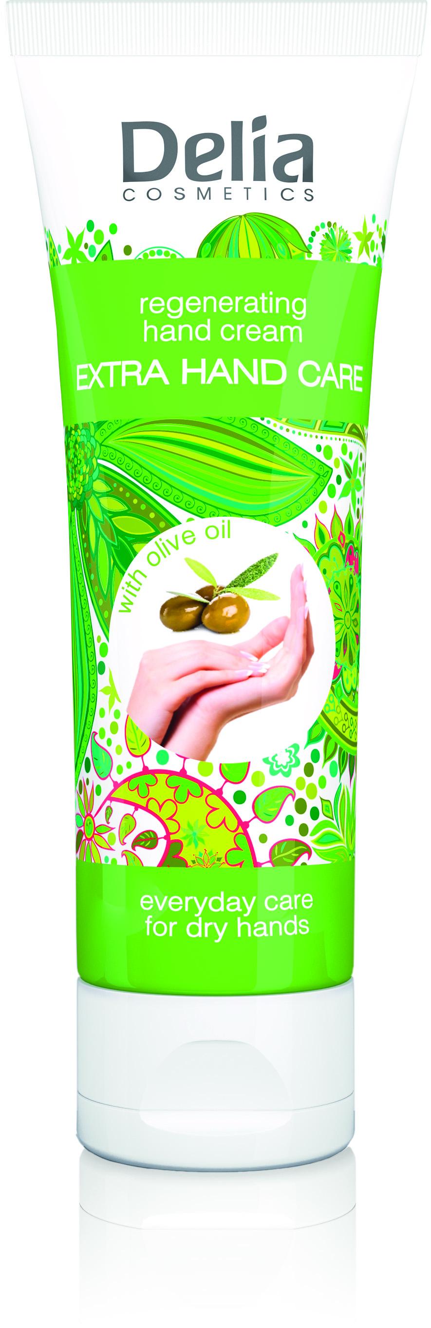 Delia krém na ruce oliva Extra hand 75 ml