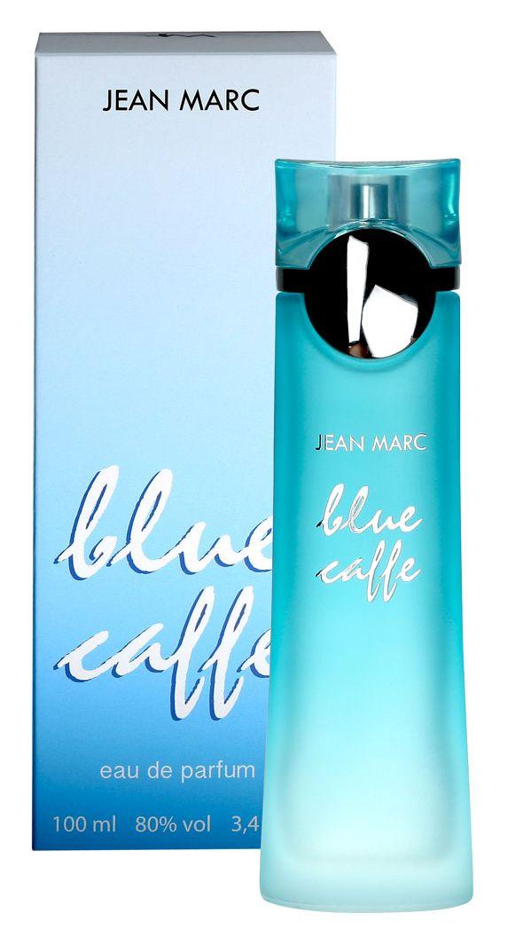 Jean Marc Blue Caffe parfemovaná voda pro ženy 100 ml Jean Marc