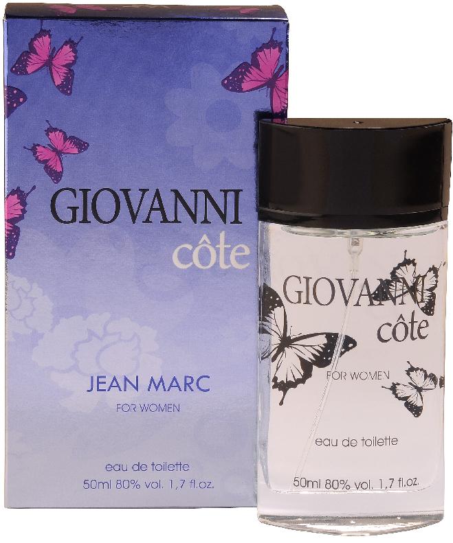 Giovanni cote parfémovaná voda pro ženy 50 ml Jean Marc