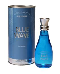 Copacabana Blue Wawe toaletní voda pro ženy 100 ml Jean marc