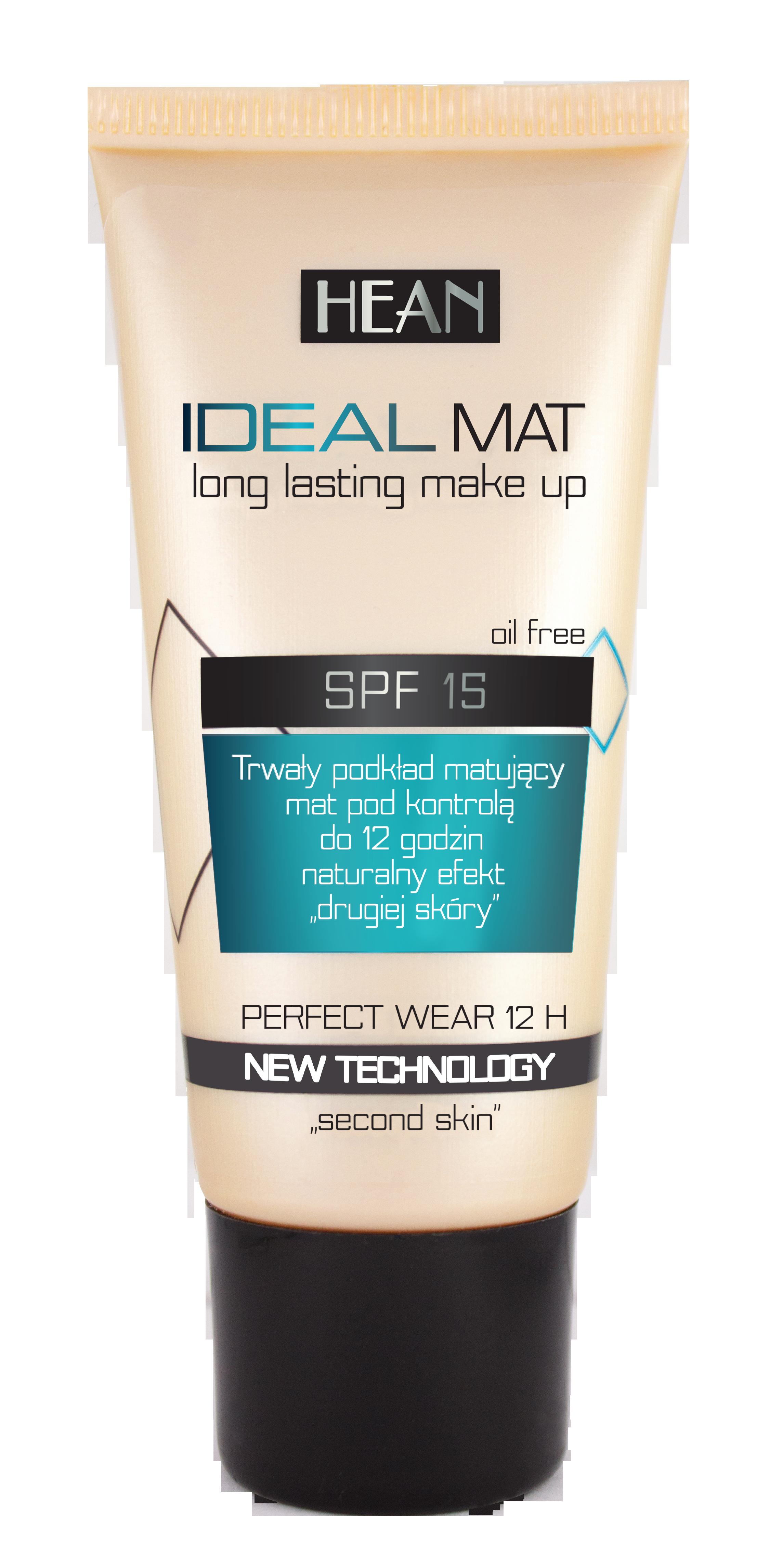 Hean Make-up Ideal Mat silně krycí a matující č.400 Vanilla 30ml