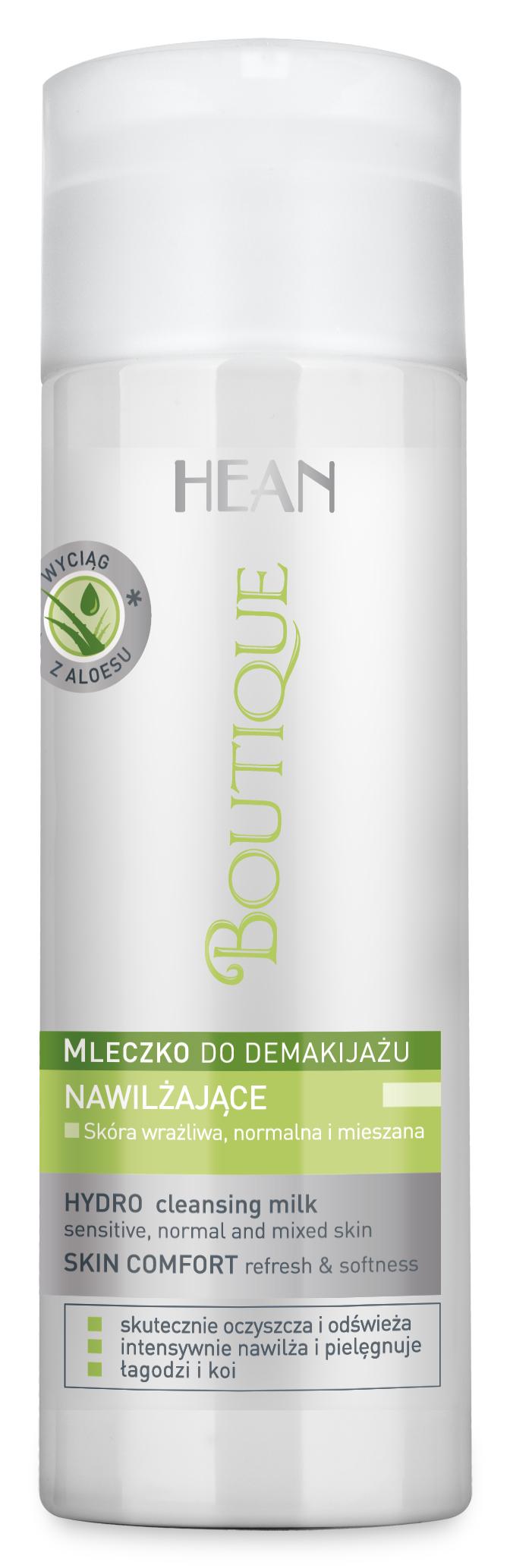 Hean Boutique Hydratační pleťové mléko 200 ml