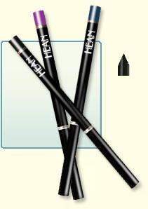 Hean Konturovací tužka na oči MATIC 201 černá 0,28g