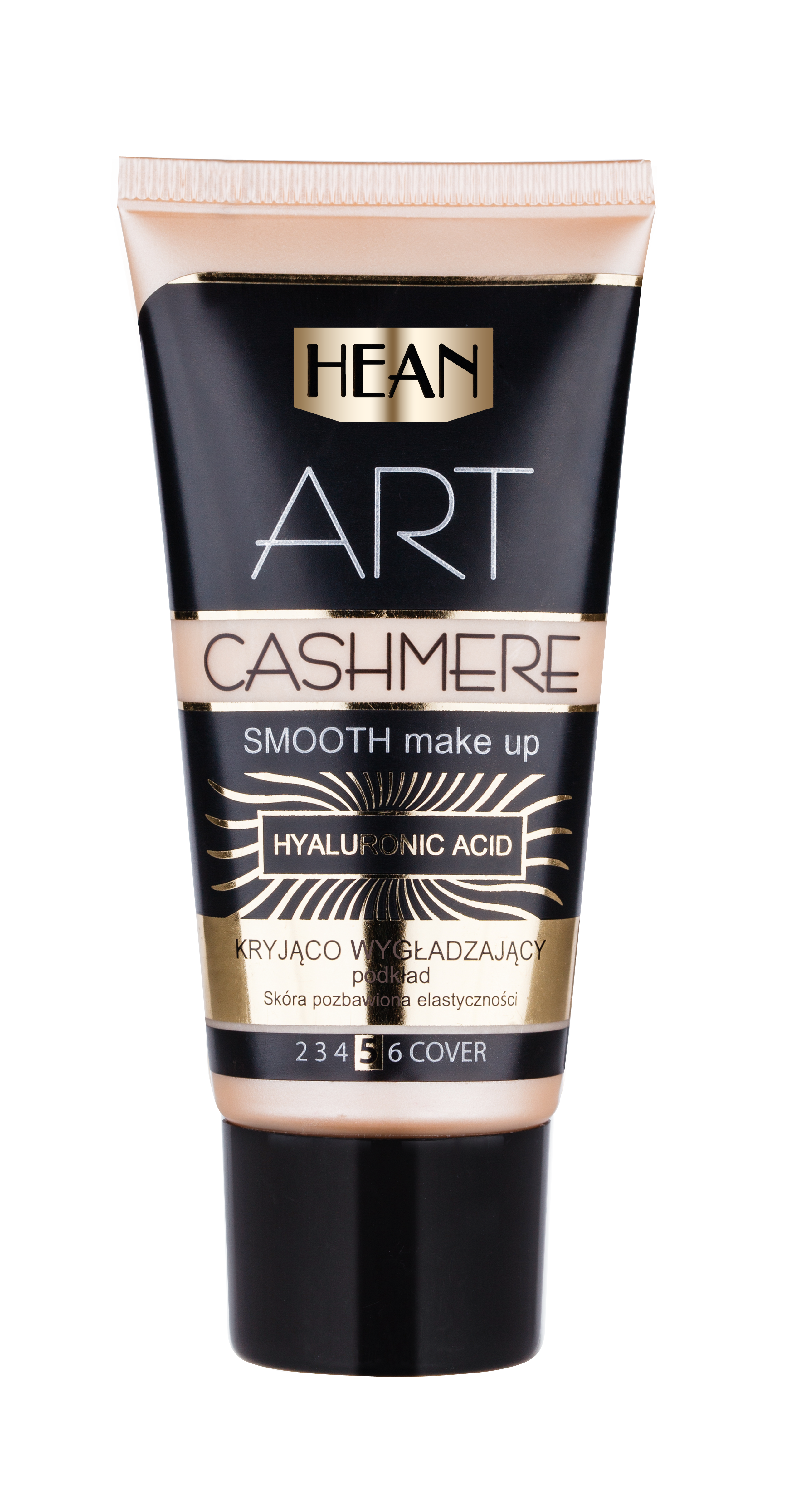 Hean Make-up Cashmere silně krycí 500 Vanilla 30ml