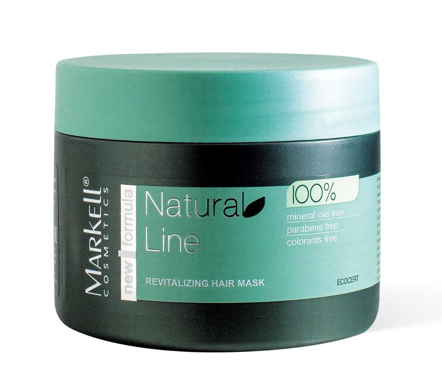Markell Natural Line Regenerační maska na vlasy 290 g