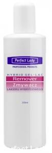Gel-Lak Lak Remover/odstraňovač 250ml Perfect Lady