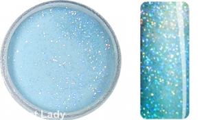 Akryl ART Glitter Sky Blue Sparkle SB-S 5ml Perfect Lady