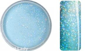 Akryl ART Glitter Sky Blue Sparkle SB-S 5ml Perfect Lady