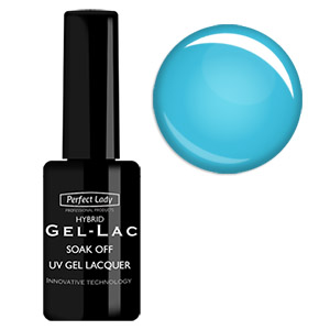 Gel-Lak Tyrkysový 15ml Perfect Lady