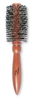 Top Choice Kartáč na vlasy 62766 tvarovací dřevěný silný