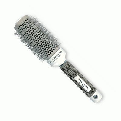 Top Choice Kulatý kartáč na vlasy Ceramic&Ionic 62803 o průměru 43 mm