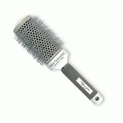 Top Choice Kulatý kartáč na vlasy Ceramic&Ionic 62810 o průměru 53 mm