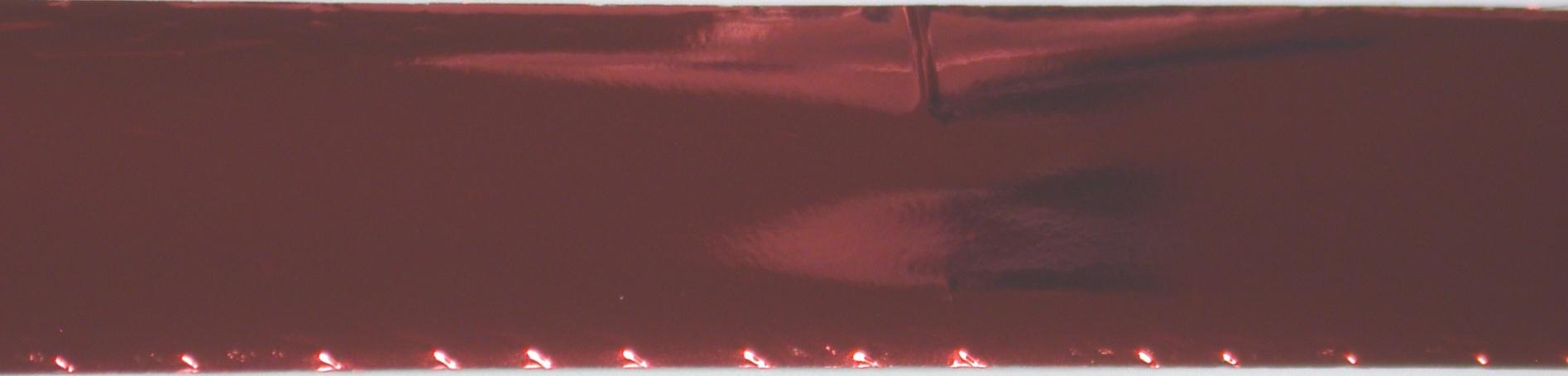 VIVI Folie na nehty hladká červená 50 cm