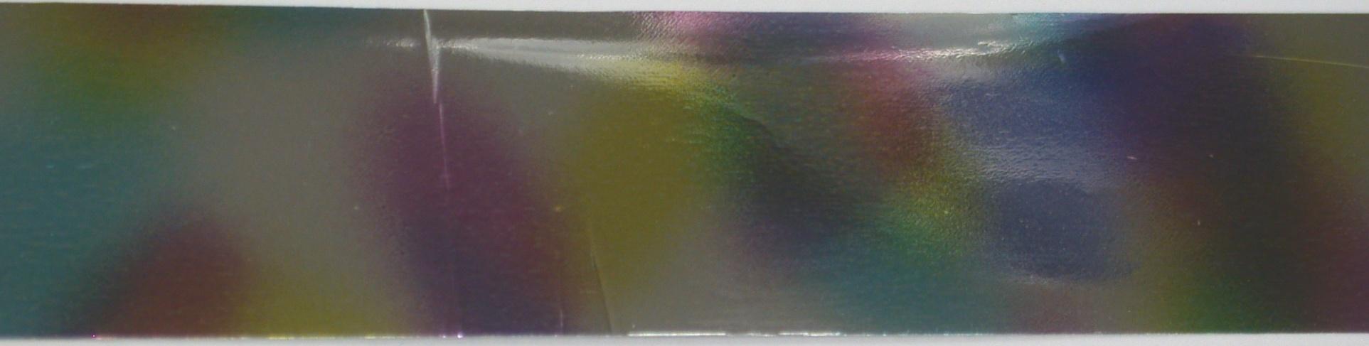 VIVI Folie na nehty hladká duha 50 cm